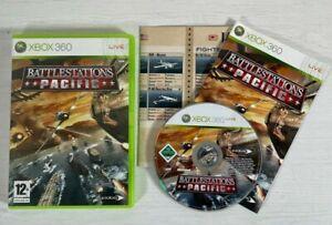 Battlestations Pacific -- Xbox 360 -- UK Seller --