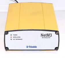 Trimble NetM3 MSK Modulator DGNSS GPS DGPS correction unit