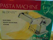 Villa Ware Al Dente Pasta Machine Maker #177 New in Box