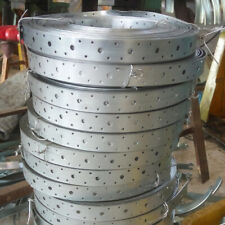 0.8*25mm STRAPPING FIXING BAND GALVANISED STEEL BANDING 30 METRE COILS