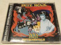 Pete Rock NY's Finest Instruments CD