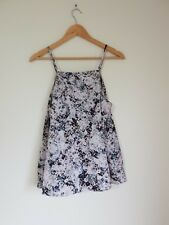 Forever New Floral Top Size 12