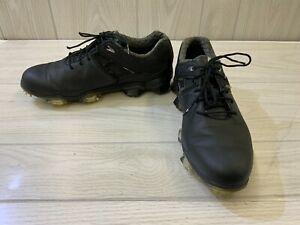 FootJoy Tour X 55405 Golf Shoes - Men's Size 9.5 M, Black