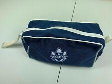 JRZ Toronto Marlies AHL Pro Stock Team Hockey Player Toiletry Travel Kit Bag