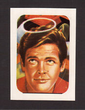 The Saint Roger Moore Vintage Spanish Sticker Card A