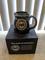 NIB Death Wish Coffee 2020 Cthulhu Ceramic Deneen 20oz Mug 4869/5000 *Sold Out*