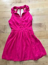 FOREVER 21....Women's DRESS. Sz. Small. Pink Color. Sleeveless. Strappy Back.
