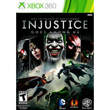 Injustice: Gods Among Us Xbox 360 [Factory Refurbished]
