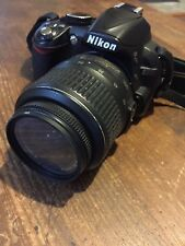 Nikon D3100 14.2Mp Digital Slr Camera - Black (Kit w/ Af-S Dx Vr 18-55mm Lens)