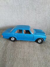 Vintage 1976 CORGI MERCEDES-BENZ 240D (285) GS24 Blue - VGC