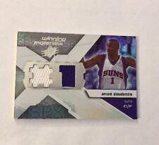 2008-09 SPX Winning Materials Amare Stoudemire Jersey Numbers #WMJ-AS Jersey
