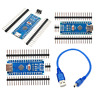 1/2/5/10PCS Mini/Type-C/Micro Nano V3.0 USB 5V ATmega328 CH340G Kit For Arduino