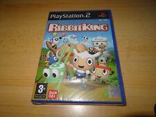 ribbitking (croack King) - PLAYSTATION 2 PS2 - NUEVO PRECINTADO VERSIÓN PAL