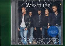 WESTLIFE - TURN AROUND CD NUOVO SIGILLATO