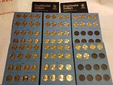Circulated+ 78 Coin Set (P&D) 2007-2016 Presidential Dollars Washington-Reagan