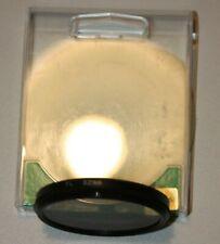Generic 52mm  circular polarising filter c.pl  in case