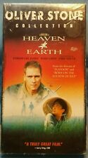 "FACTORY SEALED! ""Heaven and Earth"" (1994, VHS) TOMMY LEE JONES"