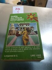 Guide to Italy Love Gallant Erotic Liberal