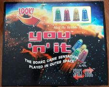 You 'n' It board game OUTER SPACE family fun in carry case New unused