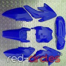 BLUE CRF70 PIT BIKE PLASTICS KIT fits 125cc 140cc 160cc CRF 70 PITBIKE