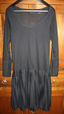 IKKS_Superbe robe noire_T.38/40_TBE