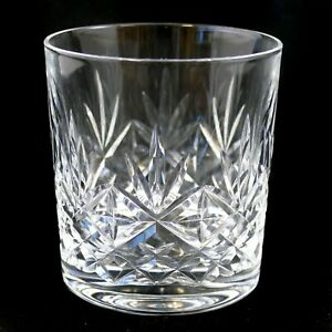 A Pair of Edinburgh Crystal Glass Whisky Tumblers       |123
