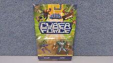 Mega Heroes - Cyber Force - Killjoy & Impact