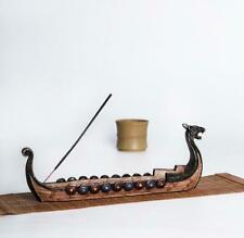 Dragon Incense Stick Holder Burner Hand Carving Censer Ornaments Home Decor New