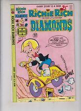 RICHIE RICH DIAMONDS  #35  Harvey 1978   52 Pages