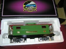 MTH Standard Scale #217, Caboose, NY Central, Pea Green & Red, 10-1055, OB