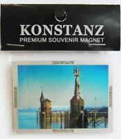 Konstanz Bodensee Premium Souvenir Magnet Germany Laser Optik