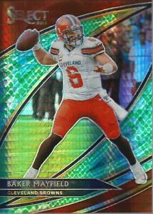 2019 Select Prizm Dragon Scale #213 Baker Mayfield /88 - NM-MT