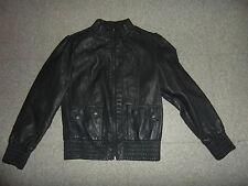 Taille 10 ans magnifique veste simili cuir  marque KIABI EXCELLENT ETAT