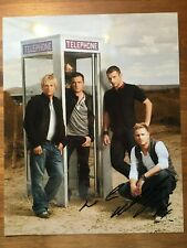 Nicky Byrne Westlife signed autograph 8 x 10 photo  IP