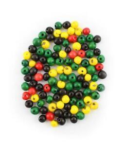 Acai Reggae Mix 100 Piece Seeds beads Azai beads Brazil Acai Beads