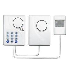 PENTATECH Alarmanlage CA300 Compact Alarmsystem Hausalarm Fensteralarm Tür Alarm