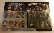 """""""NEW"""" Homies & Homies Zombies 2 Sets of 8 Collectible Gangster Figures"""