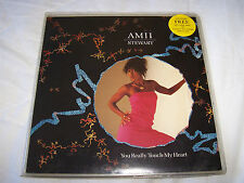 """Amii Stewart - You Really Touch My Heart - With Picture Disc - 2 x 7 """" Single"""