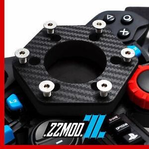 Logitech G29 G920 G27 G923 Steering Wheel Adapter Mod CARBON FINISH