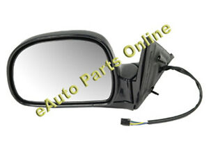 SIDE VIEW MIRROR 94-97 S10 BLAZER JIMMY BRAVADA POWR LH