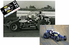 "CD_DSC_029 #75 "" The Tempe Tornado "" Lealand McSpadden 1:32 Scale Decals  ~NEW~"