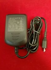 Alcatel Travel Charger CBA3120AG0C2 S003KU0500040 Micro USB Phone - NEW