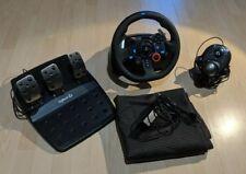 Logitech G29 Driving Force Lenkrad, Pedale und Schalthebel (für PS4, PC und PS3)