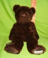 Cheesecake Factory Large Brown Bear Plush Stuffed Animal Toy Doll Advertising