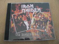 IRON MAIDEN -EARLIEST DAYS VOL3- 1979-1980 MEGA RARE 30TR. 3CD