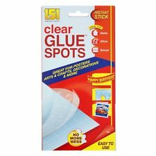 Clear Glue Spots Dots Double Sided Craft Instant Stick Glue Spot Adhesive