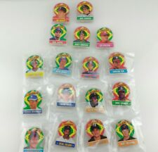 Lot (17) Topps 40 Years Baseball Stand-up Card Candy Mass Henderson Canseco 1991