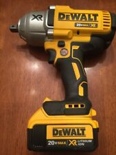 "DEWALT DCF899 20V XR 1/2"" Impact Wrench With DCB204 Battery NEW"