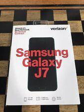 Samsung Galaxy J7 Smartphone (Verizon Prepaid) Brand New