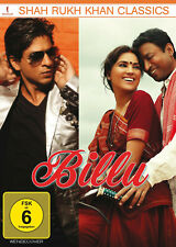 BILLU -  Bollywood Film DVD Shahrukh Khan Classics